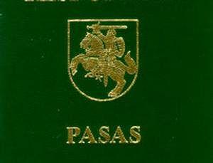 Lietuvos Respublikos paso išdavimas ar keitimas užsienyje