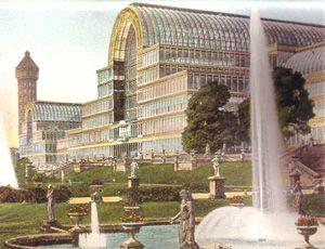 Pasažas į Crystal Palace'ą