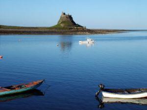 Lindisfarne'as – neįprasta sala neįprastiems įspūdžiams