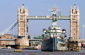"""Kreiseris """"HMS Belfast"""""""