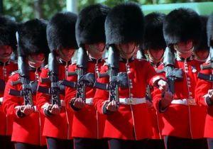 Karališkosios apsaugos pasikeitimas