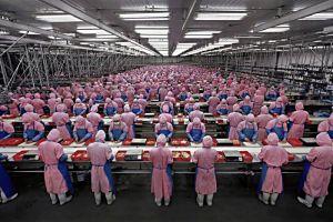 Darbas Didžiosios Britanijos fabrikuose atveria naujas galimybes lietuviams