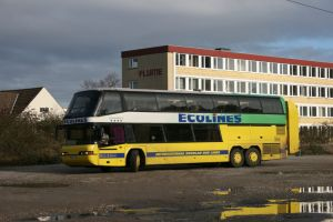 Londonas – Vilnius – Londonas... autobusu