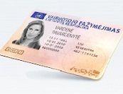 Lietuviškas vairuotojo pažymėjimas Didžiojoje Britanijoje