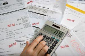 Nesumokėtų skolų ir baudų padariniai