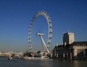 """""""Londono akis"""" – vis dar didžiausia Europoje"""