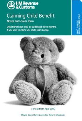 Vaiko pašalpa (Child Benefit)