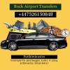 Rock Airport Transfers - keleivių pervežimas