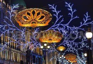 Lempučių įžiebimo ceremonija Londone – su pulku įžymybių
