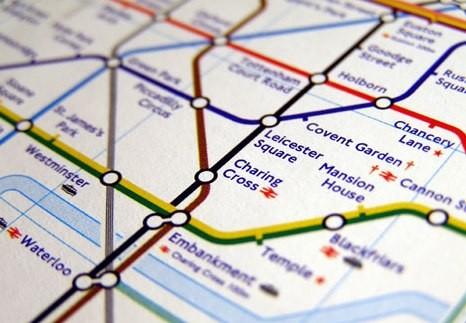 Dienos video: metro šildys Londono namus?