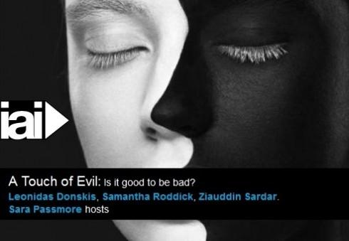 """""""A touch of evil"""" - diskusija su L.Donskiu"""