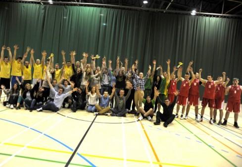 """Kviečia trečiasis Anglijos lietuvių studentų krepšinio turnyras """"Nottingham 2014"""""""