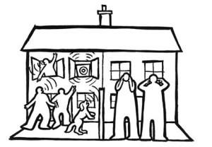 Apraminti siautėjančių kaimynų Anglijos lietuviams nepadeda niekas