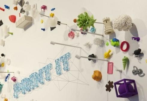 """Londono mokslo muziejuje – paroda """"3D: atspausdinkime ateitį"""""""