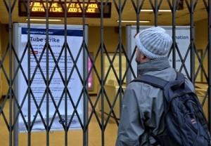 Metro streikai Londone: kaip juos ištverti?