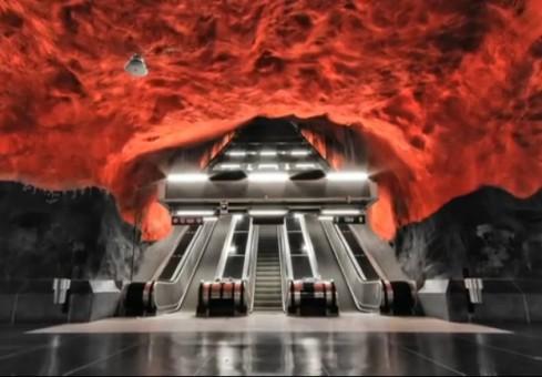 Gražiausios metro stotys – kur? [video]