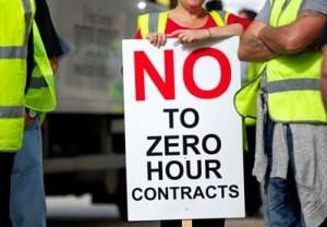 """""""Nulinių valandų kontraktas"""" Anglijoje – išnaudojimas ar galimybė?"""