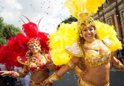 Londone šurmuliuos Notting Hillo karnavalas [VISA INFORMACIJA]