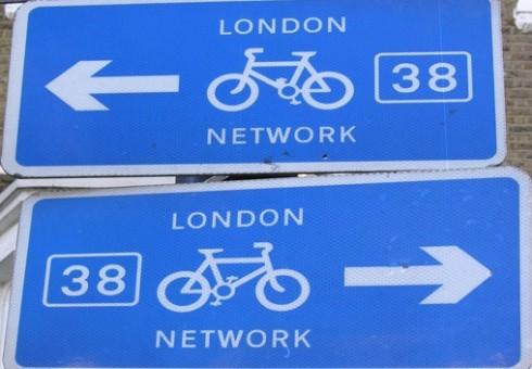Dviračiu per 13 Londono tiltų!