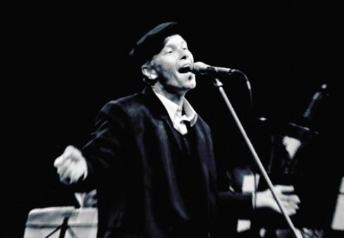 Londone koncertuos dainuojamosios poezijos žvaigždė Andrius Kaniava