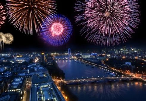 Lapkritį Londono dangų nušvies įspūdingi fejerverkai [VISA INFORMACIJA]