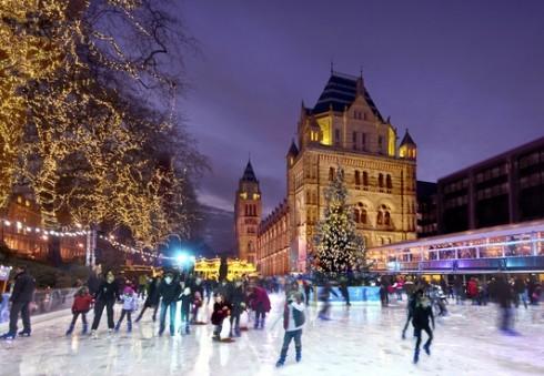 Londono čiuožyklos atveria duris naujam sezonui!!! [VISA INFORMACIJA]