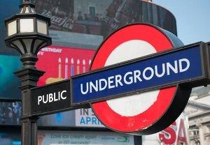 Londono transportas per šventes: dvi savaitės pokyčių