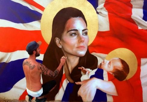 """""""Grafičių karaliai"""" kviečia į pamoką apie gatvės meną Londone"""
