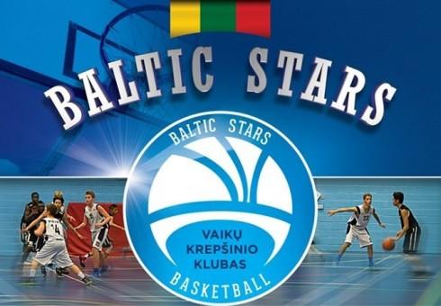 """""""Baltic Stars"""" vaikų krepšinio klubas kviečia į atvirų durų dienas ir naujai formuojamas grupes Grays'e!"""