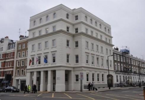 """Lietuvos ambasada Anglijoje """"dirba""""? [skaitytojo laiškas]"""