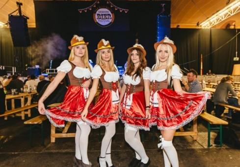 Balandį Londone – vienas didžiausių vokiško alaus festivalių