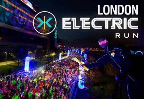 """Londonas kviečia į """"Elektrinį bėgimą"""""""
