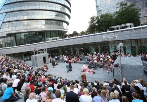 """""""More London Free Festival"""": nemokamų renginių maratonas tęsiasi!"""