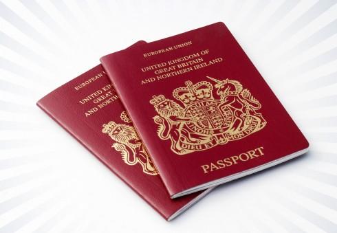 Turi britišką pasą? Atsiliepk!