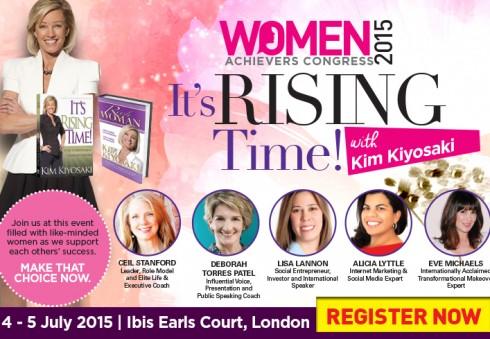 Londono moterys galės išmokti verslininkystės paslapčių [laimėk bilietus!]