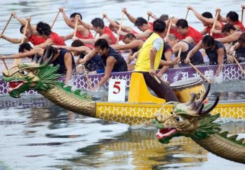 Laisvalaikis kitaip: drakonų lenktynės, mistika ir puikus maistas