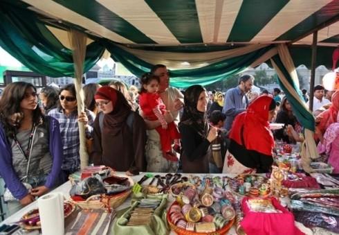 Galėsite dalyvauti ramadano pabaigos šventėje