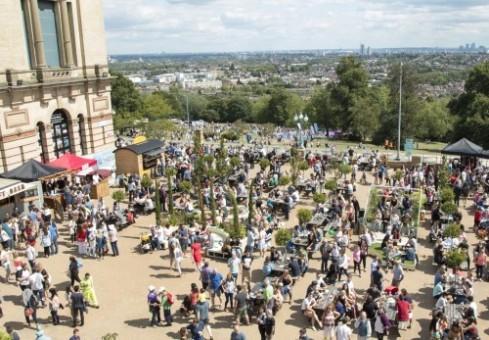 Šiaurės Londoną užlies alaus ir maisto festivalis