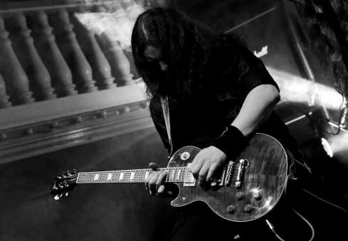 """Viena žymiausių Lietuvos metalo grupių """"Luctus"""" - Londone"""