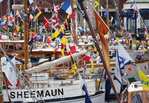 Totally Thames: nemokamas jachtų festivalis ir daugiau