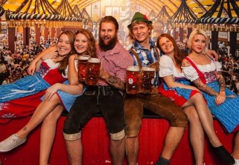 Švęskite Oktoberfestą!