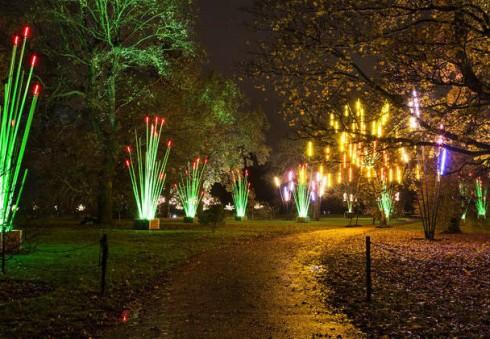 Dar vienas Londono parkas pasiryžęs išversti jus iš koto!