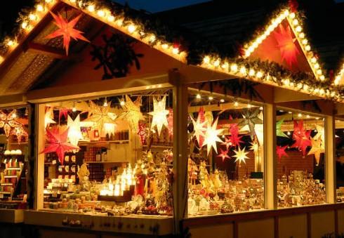 Londone – kalėdinis turgelis