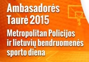 """Tautiečiai kviečiami į """"Ambasadorės taurės 2015"""" finalinį etapą"""
