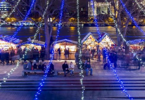 Žiemos festivalis Londone net pusei žiemos sukurs šventinę dvasią