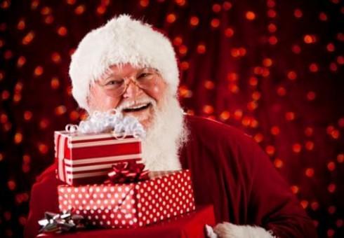 Aplankykite Kalėdų senelį Londone