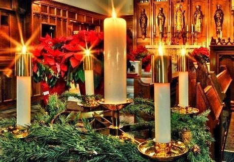 JK lietuviai kviečiami į švenčių metu vyksiančias pamaldas
