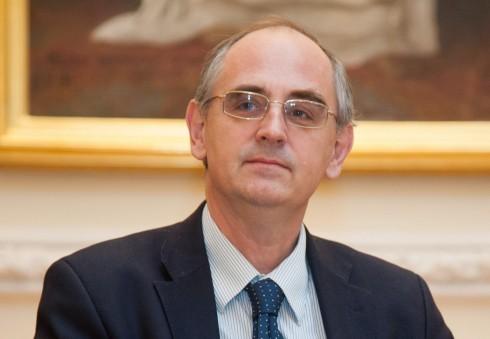 Ambasadoje Londone – saugumo konferencija su Edward Lucas