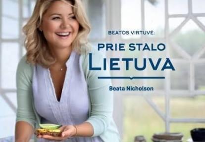 Lietuvos ambasadoje JK – Beatos Nicholson knygos pristatymas