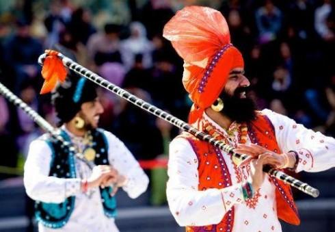 Ruoškitės į Vaisakhi – sikhų Naujuosius metus